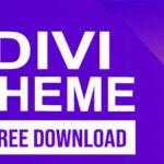 divi theme free download